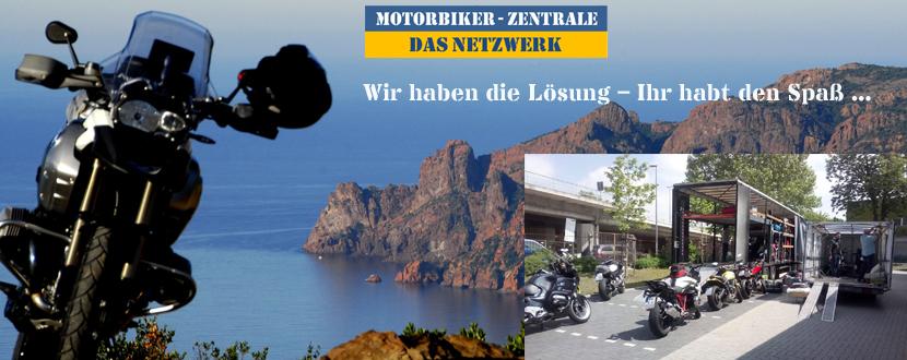 Motorbiker Zentrale Buchungssystem